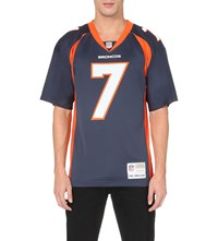 Mitchell And Ness John Elway Mesh Jersey Top Royal Blue