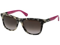 Kate Spade Charmine S Havana Pink Brown Gradient Lens Fashion Sunglasses