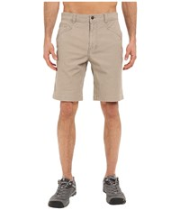 Royal Robbins Billy Goat Hiker Shorts Khaki Men's Shorts