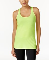 Ideology Rapidry Heathered Racerback Performance Tank Top Only At Macy's Limerita