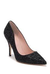 Kate Spade Licorice Too Pump Wide Width Available Black