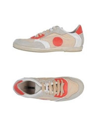Manas Design Manas Low Tops And Trainers Blue