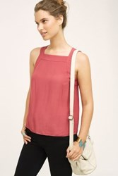 Anthropologie Alamere Tank Wine