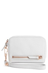 Alexander Wang Women's 'Large Fumo' Pebbled Leather Wristlet