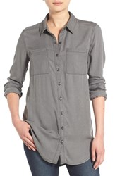 Women's Bp. Woven Twill Tunic