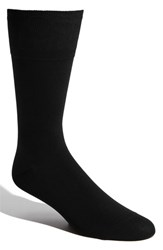 Men's Big And Tall John W. Nordstrom Socks Black