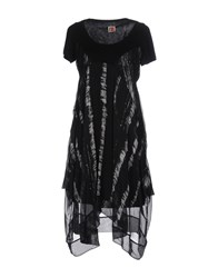 I'm Isola Marras Short Dresses Black