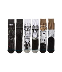 Stance Rogue One Black Men's Crew Cut Socks Shoes