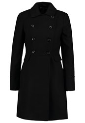 Miss Selfridge Classic Coat Black