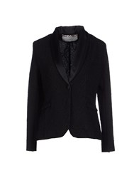 .. Merci Suits And Jackets Blazers Women Black