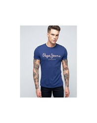Pepe Jeans Adventure Polaris T Shirt 595 Navy