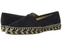 Frye Lee A Line Navy Suede Women's Slip On Shoes Blue