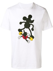 Vans Geoff Mcfetridge Mickey T Shirt White
