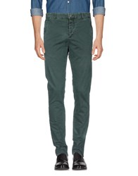 Monocrom Casual Pants Emerald Green