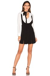 Cinq A Sept Antonia Jumper Black And White
