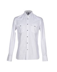 Dondup Shirts Shirts Men White
