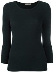 J Brand Longsleeved T Shirt Black