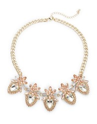 Abs By Allen Schwartz Teardrop Statement Necklace
