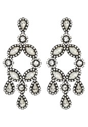 J.Crew Earrings Crystal Transparent