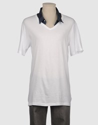 G750g Topwear Polo Shirts Men Black