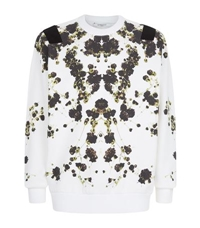 Givenchy Floral Print Sweater