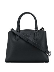 Dkny Noho Media Bag Black