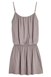Heidi Klein Lightweight Dress Grey