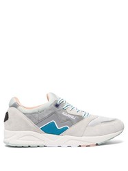 Karhu Aria Suede And Mesh Trainers Grey Multi