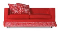 Moooi Boutique Diary Double Seater Sofa Red