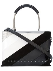 Alexander Wang Dime Satchel Black