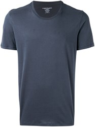 Majestic Filatures Round Neck T Shirt Grey
