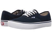 Vans Authentic Pro Dress Blues White Men's Skate Shoes Navy