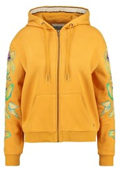 Khujo Persa Hoodie Light Mustard Yellow