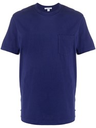 James Perse Chest Pocket Fitted T Shirt 60
