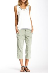 Marrakech Newport Cropped Pant Green