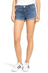 Women's Bp. Cuffed Boyfriend Shorts
