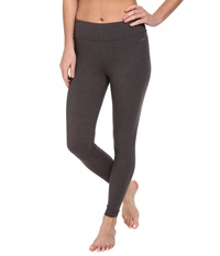 Jockey Active Ankle Legging Charcoal Women's Casual Pants Gray