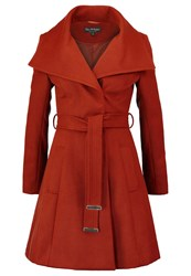 Miss Selfridge Classic Coat Brown