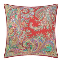 Etro Ronda Cushion 60X60cm Red Orange