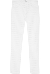 Isabel Marant Pierce Cutout High Rise Boyfriend Jeans