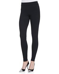 La Petite Robe Di Chiara Boni Ankle Length Leggings Black