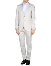 Cnc Costume National Costume National Homme Suits Light Grey