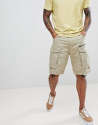 G Star Rovic Relaxed Cargo Shorts Dune Beige