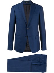 Z Zegna Two Piece Wool Suit 60
