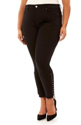 Rebel Wilson X Angels Plus Size Women's The Siren Ankle Skinny Jeans Summit
