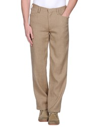 Kolor Trousers Casual Trousers Men Khaki