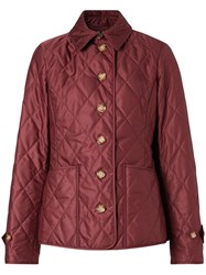 Burberry Quilted Fitted Jacket 60
