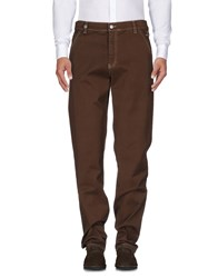 Nicwave Casual Pants Dark Brown