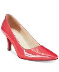 Karen Scott Clancy Pumps Only At Macy's Women's Shoes Coral