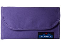 Kavu Big Spender Imperial Purple Wallet Handbags